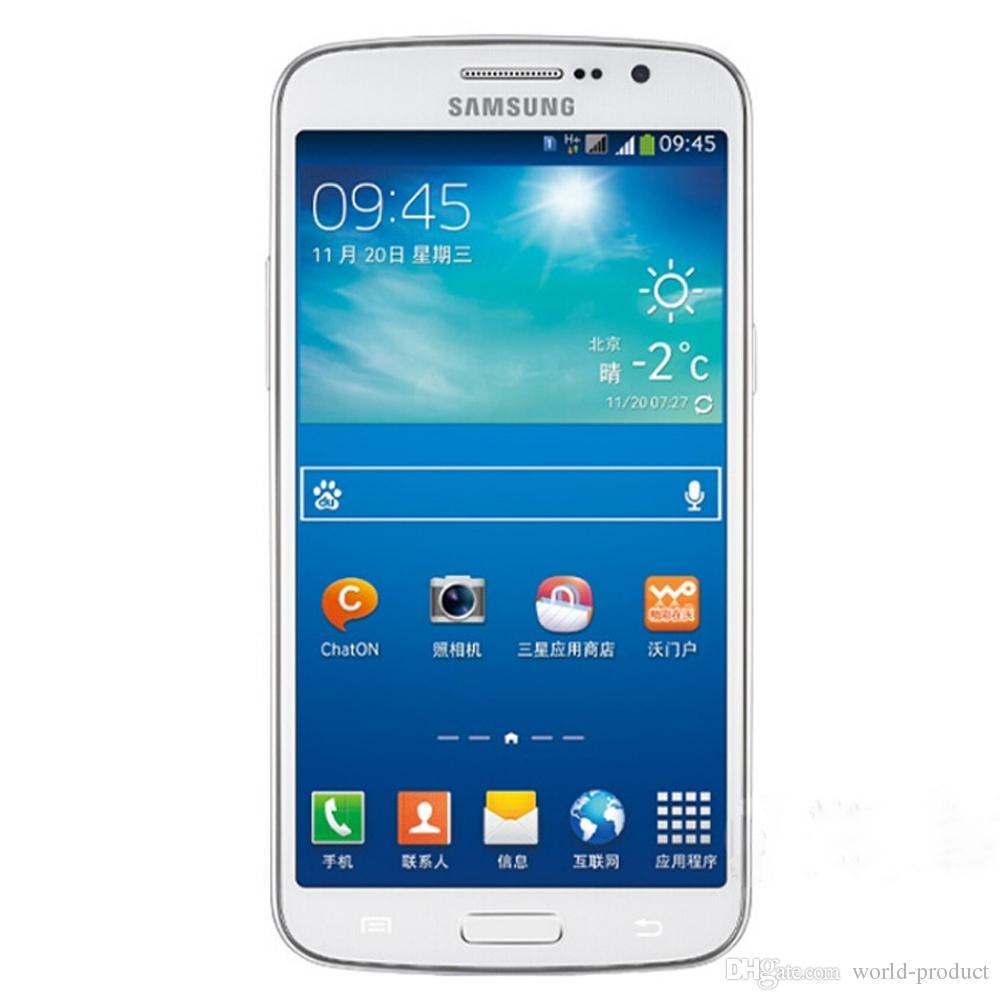 Refurbished Original Samsung Galaxy Grand 2 G7102 5.25 inch Quad Core 1.5GB RAM 8GB ROM 8MP Camera 3G WCDMA Phone