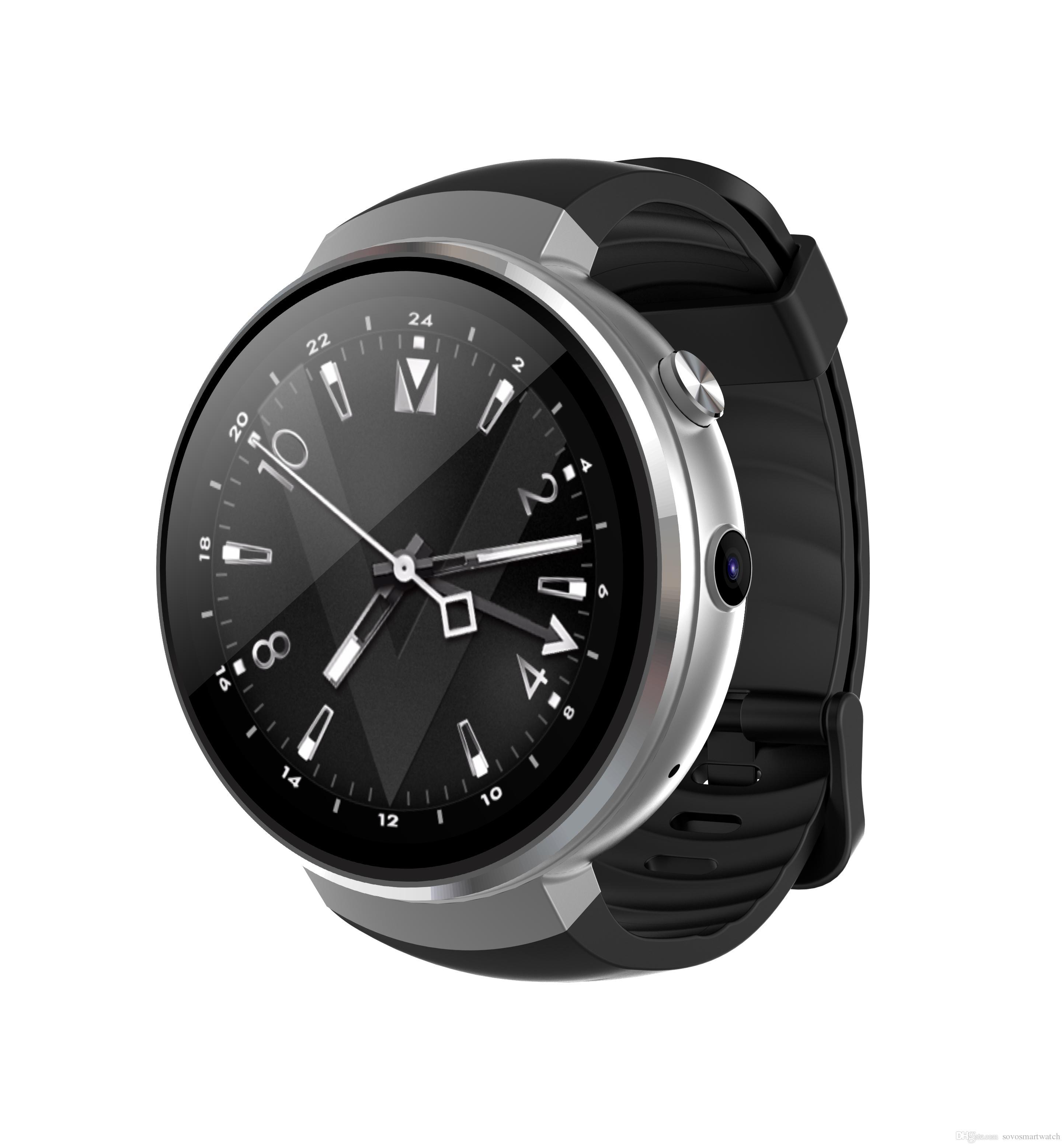 ساعة ذكية SOVO G101 4G LTE GPS V9 الذكية مع الكاميرا