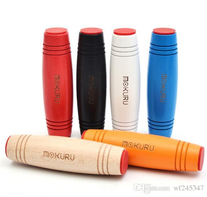 Fidget Sopa rollver mokuru Çevirme oyuncaklar Yenilik Gag Oyuncaklar Dekompresyon Oyuncak Otizm ve DEHB Çocuklar Için El Spinner Odak Eller Meşgul oyuncak Tutun