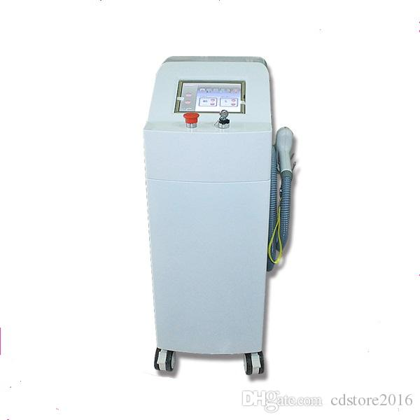 .2018 Newest!!Effective 808nm diode laser permanent painless hair removal machine for salon use