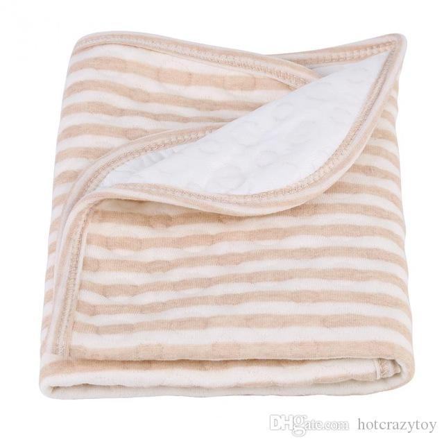 아기 코 튼 소변 매트 기저귀 기저귀 침대 침구 변경 패드 패드 방수 매트리스 보호자 아기 기저귀 패드