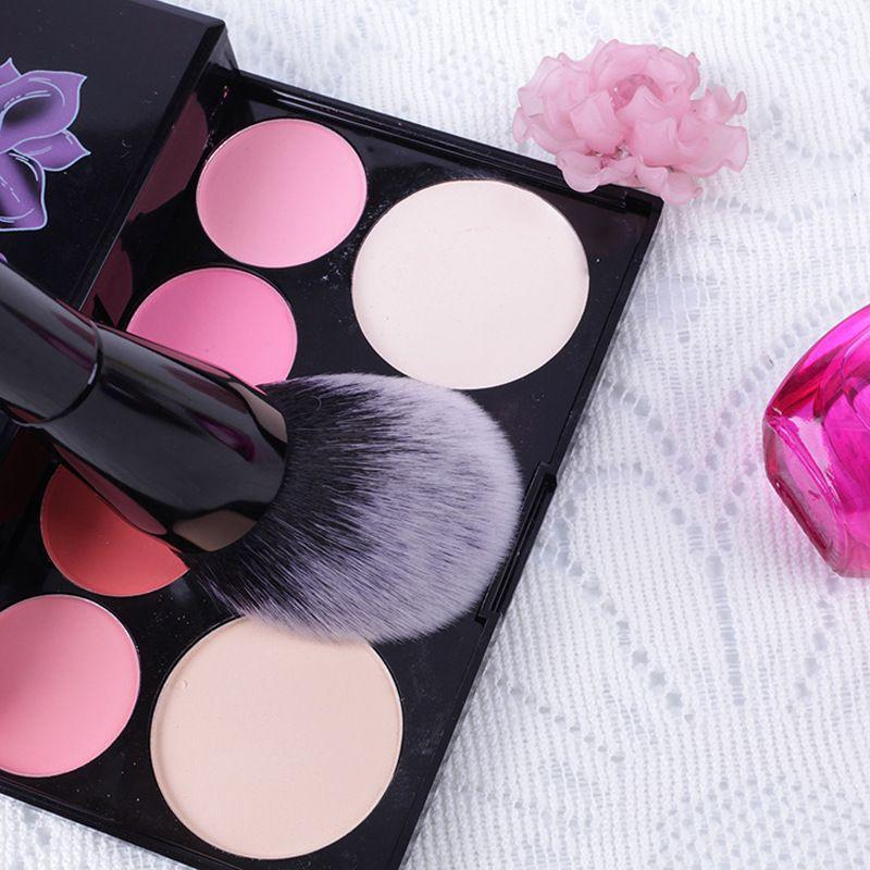 Hot popular High Quality blush Makeup brush black Big Size Foundation cosmetic brush black Makeup brush