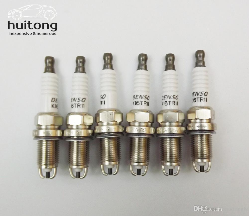 Высокое качество свеча зажигания K16TR11 OEM 90919 01192 для Toyota 4Runner Corolla Tercel Hilux Paseo Vista