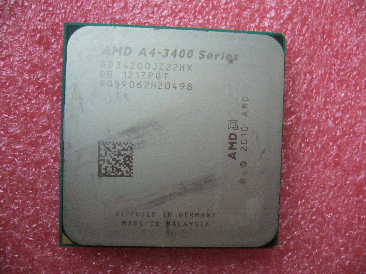 Menge 1x AMD Fusion A4-3420 2.8 GHz Dual-Core (AD3420OJZ22HX) CPU Sockel FM1