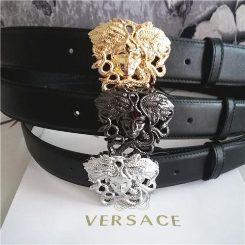 Top Luxury New Style Medusa Snake Hair Belt Printing Strap Genuine Leather  Ceinture Belts For Mens Womens Designer Printing Jeans Belt Bible Belt Belt