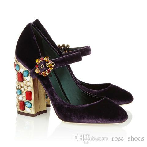 Bondage Grün Mary Jane Achatss Schuhe