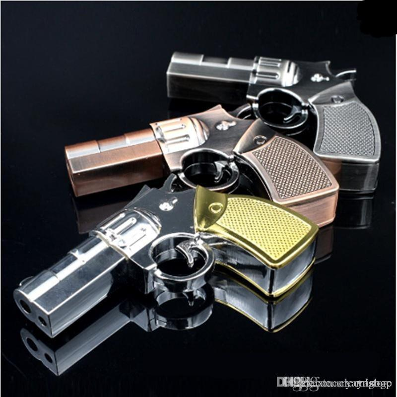 Fantastic New Real Capacity Pendrive Gun Shaped 16GB 32GB USB Flash Drive 16 32 64 GB Stick Flash Memory Disk Pen Drive U78
