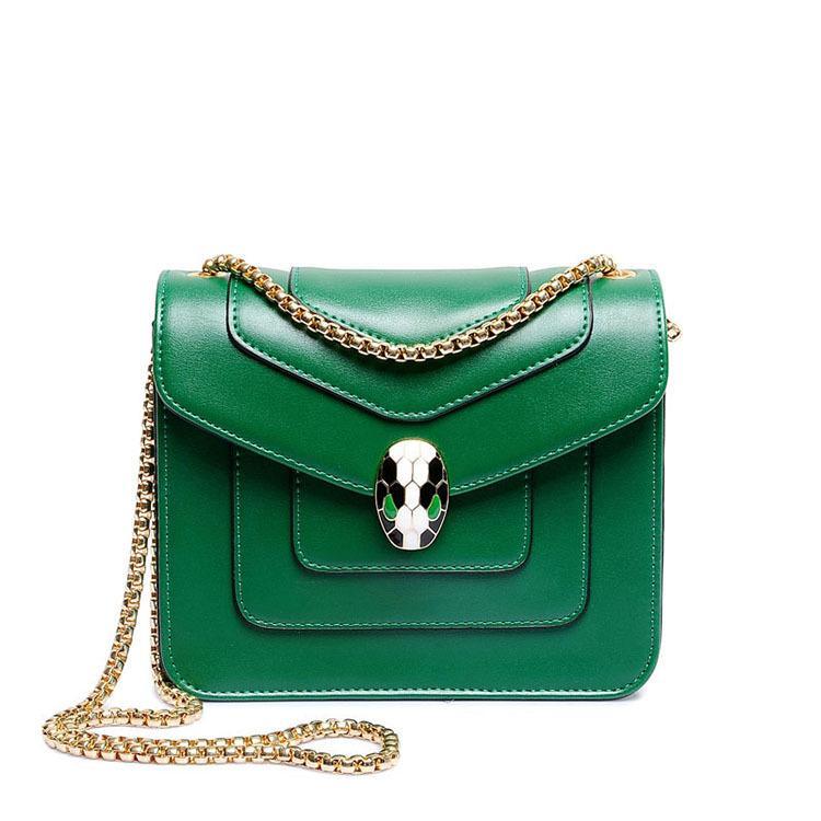 Hot Sale and Fashion New Fashion Chain One-shoulder Beatiful Samll Bag With Crossbody PU Bag for Women