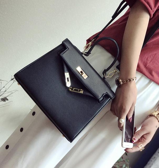 Neue hochwertige Handtaschen Frauen PU-Leder Schulter diagonale Messenger Bags weibliche Abendgeldbeutel der Dame Art und Weise beiläufige tote 5colors no860