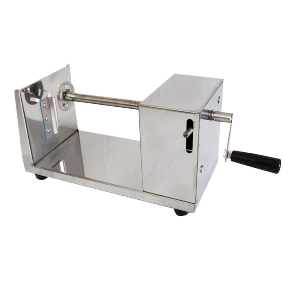 Machine Kitchen Accessories Hotsale Tornado Potato Cutter Machine Spiral Cutting Machine Chips Cooking Chopper Potato Chip