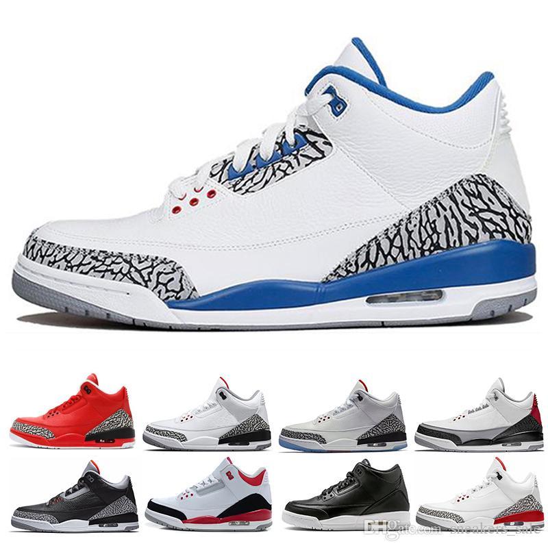 OG Gerçek Mavi Erkek Basketbol Ayakkabı erkekler için Saf Beyaz Minnettar Yangın Kırmızı Kore Tinker Trainer JTH Erkekler Sneakers Ayakkabı