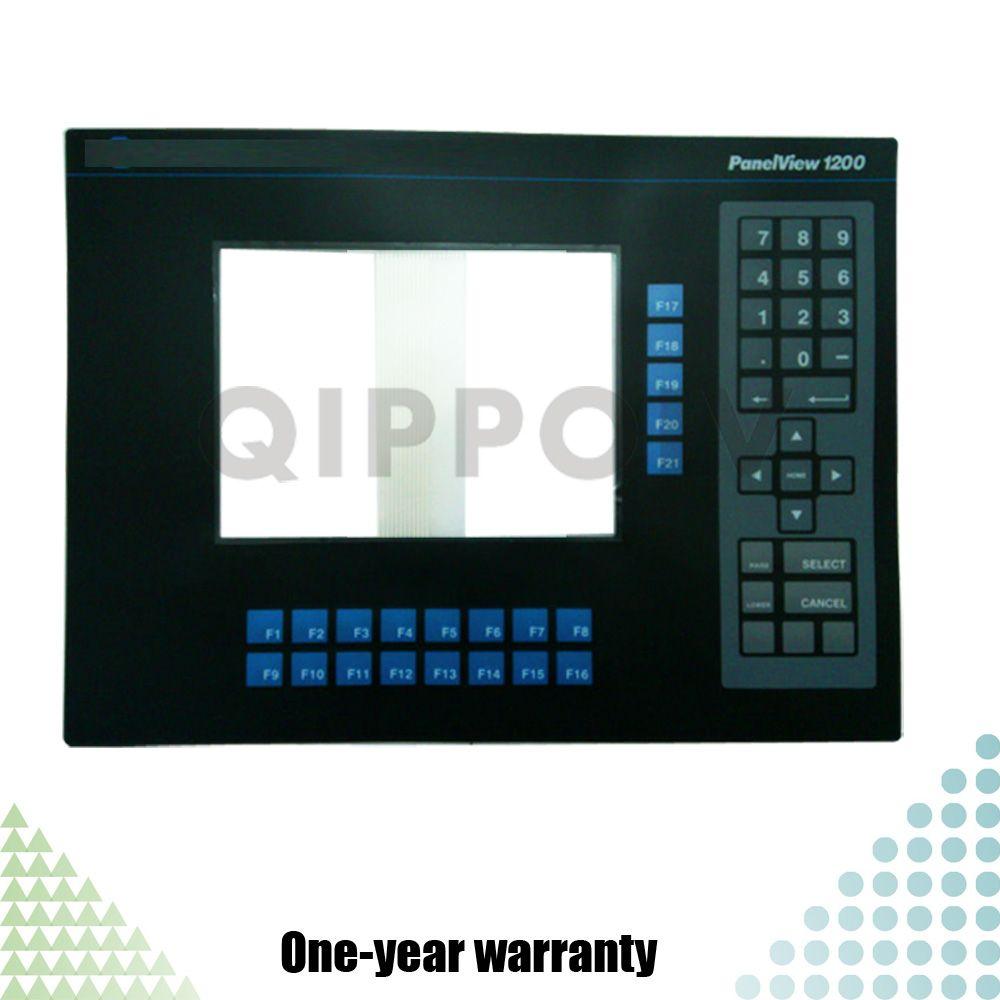 PanelView 1200 2711-KC1X Neue HMI-SPS Tastatur Tastatur Tastatur Industrielle Steuerung Wartungsteile