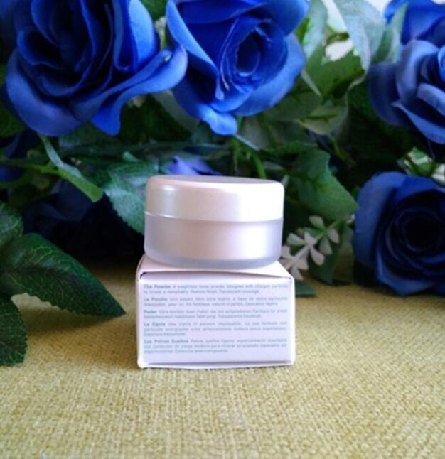 01 Skincolor de alta calidad El tamaño de la muestra de polvo 3G / PCS Hidratante # 01 Color maquillaje suelto polvo de compras libre