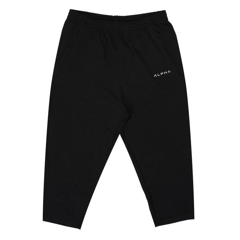 2018 Pantalones cortos de verano de los hombres de moda Boardshorts transpirable pantalones cortos casuales cómodos tallas grandes para hombre culturismo pantalones recortados