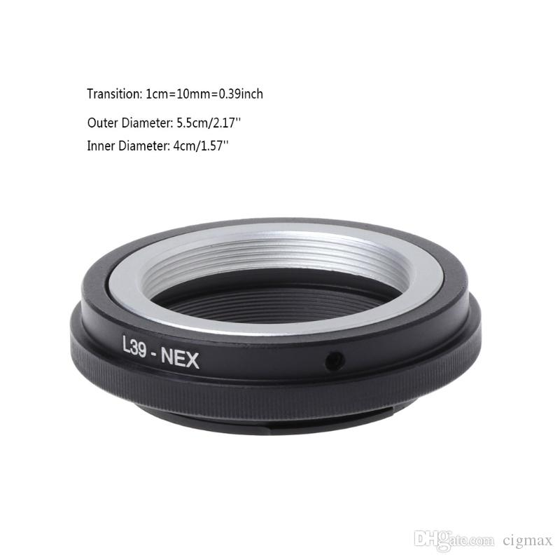L39-NEX Mount Adapter Ring For Leica L39 M39 Lens to Sony NEX 3/C3/5/5n/6/7 New