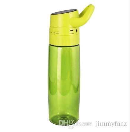 SAVA Wasserflasche Fahrrad Flasche Bluetooth Radfahren Vieh garrafa ciclismo 650 ML Bike Wasserflasche mit MP3-Player Musik Rinder