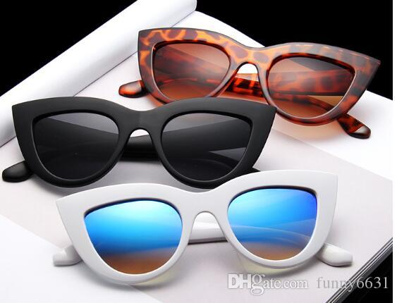 SUMMER WOman FASHION cat eye sunglasses Bicycle Glass RED colors woman wind sun glasses NO LOGO LADIES sun glass cycling FREE SHIPPIN