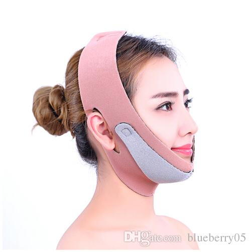 Sleeping Slimming Massage Face Lift Slim Band Slimmer Neck Exerciser Chin Reduce Double Belt Mask Frontal Enhanced Health Care