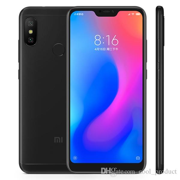 "Original Xiaomi redmi 6 Pro 4GB RAM 32GB / 64GB ROM 4G LTE Mobile Phone Snapdragon 625 Octa Núcleo Android 5,84"" Telefone celular 12.0MP Fingerprint"