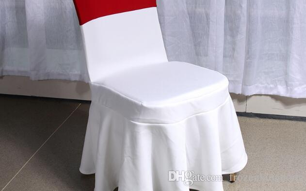 Phenomenal Universal White Wedding Chair Covers For Weddings Banquet Folding Hotel Decoration Decor Recliner Chair Covers Wingback Chair Covers From Countryland Machost Co Dining Chair Design Ideas Machostcouk