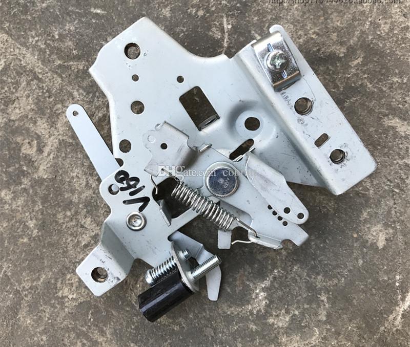 Throttle linkage control adjustment plate arm assembly fits Honda GXV160 vertical shaft engine 216 195 lawn mower shroud