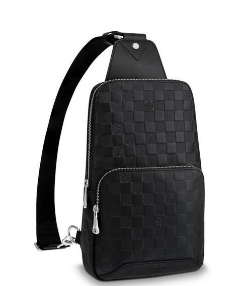 les ventes en gros se connecter couleurs délicates AVENUE SLING BAG N41720 Men Messenger Bags Shoulder Belt Bag Totes  Portfolio Briefcases Duffle Luggage Mens Leather Bags Laptop Messenger Bags  From ...