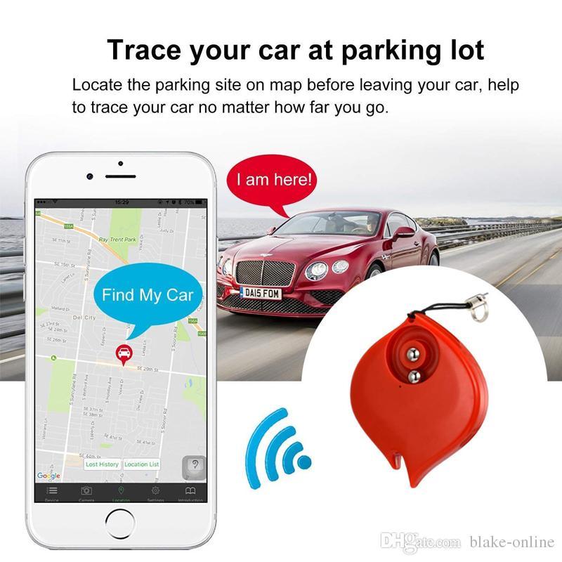 2019 Mini Smart Finder GPS Tracker Car Keys Wallet Dogs Cats Pet Handbag  Key Finder Alarm GPS Locator Anti Lost Keys APP Control From Blake Online,