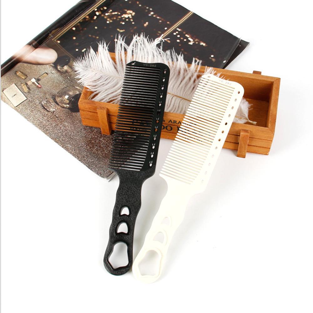 Pro 1 Pettine Parrucchiere Pettine Per Barbiere Materiale di Resina di Alta Qualità Uomini Hair Clipper Pettine Per Taglio di Capelli Capelli Durevoli Uomo Pettine spedizione gratuita
