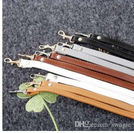 Borse Cinturino in pelle Cinture Tracolla Cinghia di ricambio Borsa Cinghie Accessori Borse Cintura regolabile 120CM