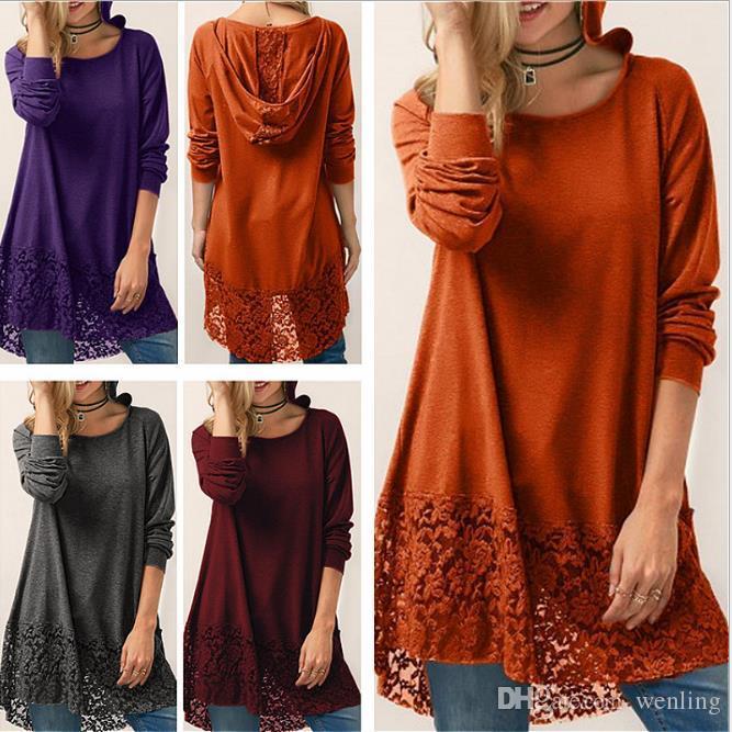 NEW Women T-shirt Autumn Spring Loose Tshirt Female Clothes Women Shirts Gothic Casual Shirt Tops 88