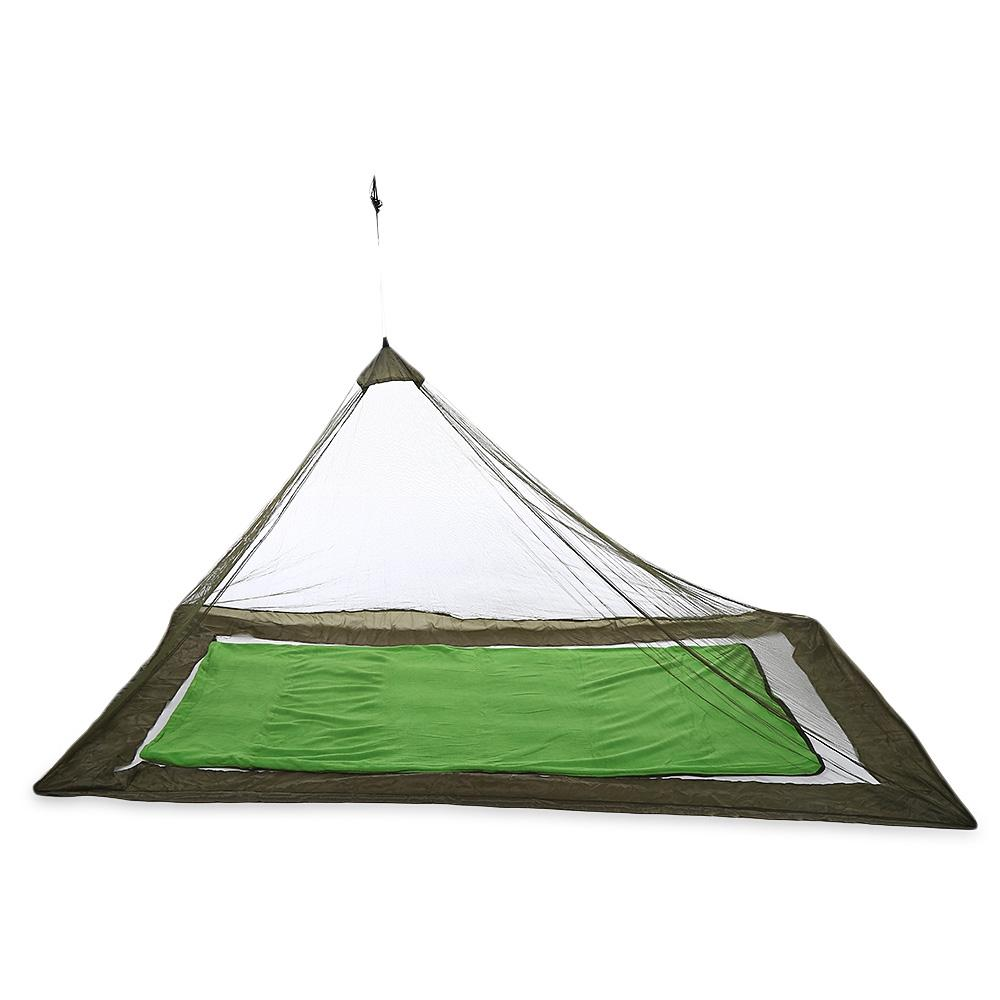 Outdoor Compact Lightweight Tent Mosquito Portable Net Canopy for Single Camping Bed Camping Tents For Outdoor Camping Hiking