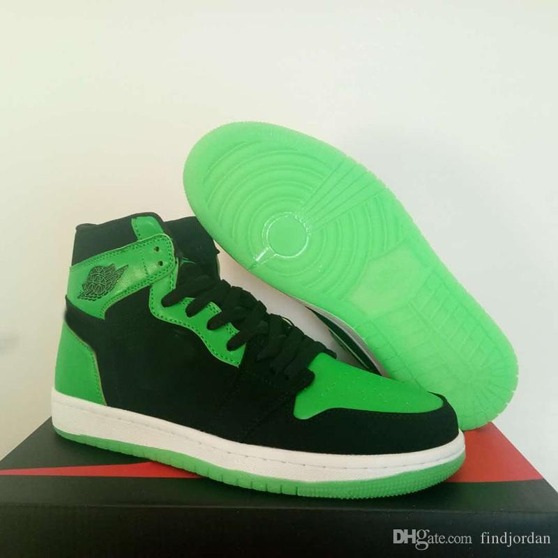 E3 2018 Sneakers XBOX 1s Glow