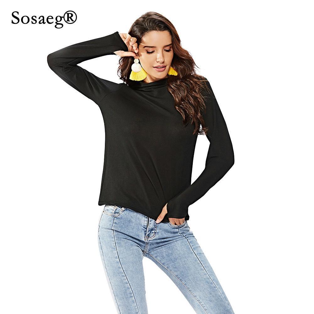 оптовая 2018 сплошной цвет вязание свитер женщина зимняя одежда пуловер женщины новый шаблон плюс размер перемычка вязаная водолазка