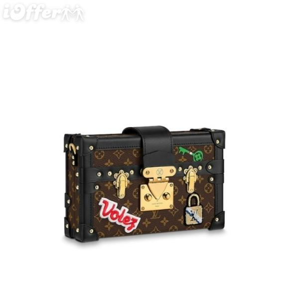 Clutch Petite Malle M43992 Pochette Stickers Bags Women Handbags Shoulder Messenger Bags Totes Iconic Cross Body Bags