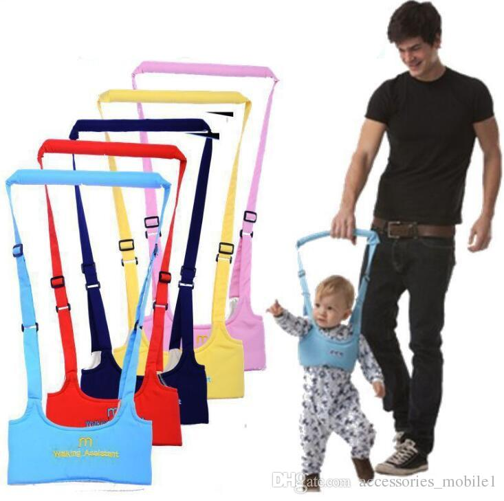 Infant Walking Belt Adjustable Strap Leashes Baby Learning Walking Assistant Toddler Safety Harness Protection Belt XXD free