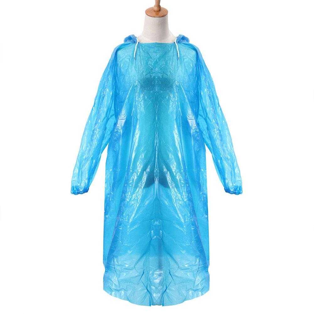 hot-selling newest cheap for discount high quality guarantee Rain Coat Hood Unisex Cover Transparent Disposable Poncho Colorful Rain  Gear Emergency Raincoat Drop Shipping Girls Raincoats And Rain Boots  Rainwear ...