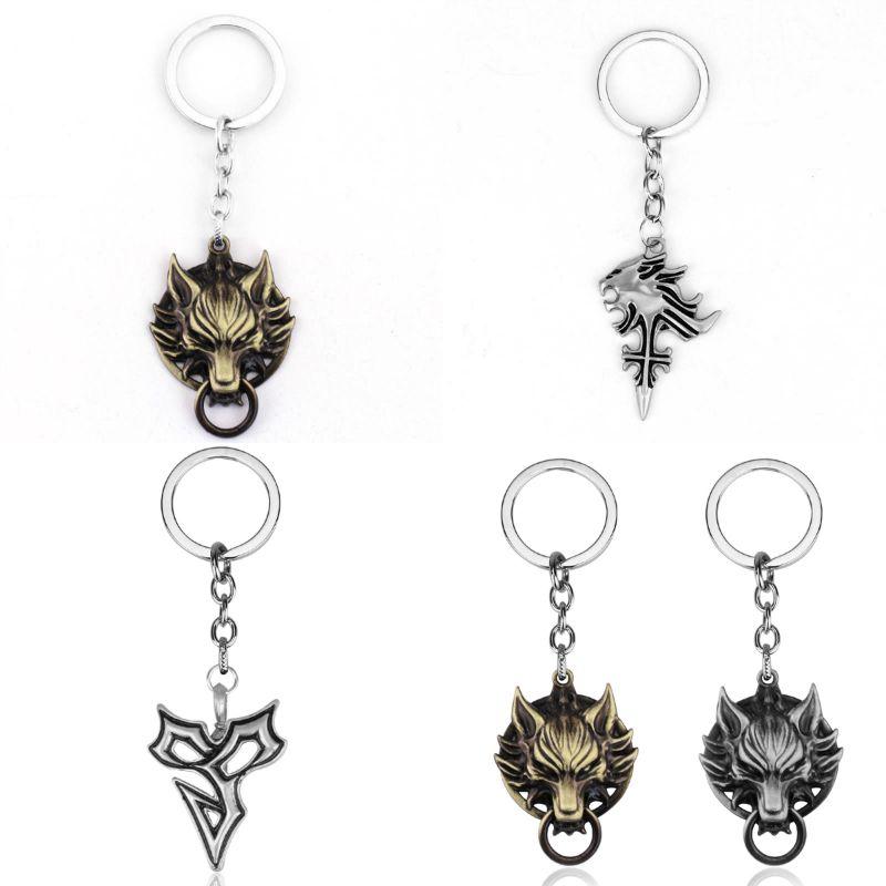 Final Fantasy keychain UK