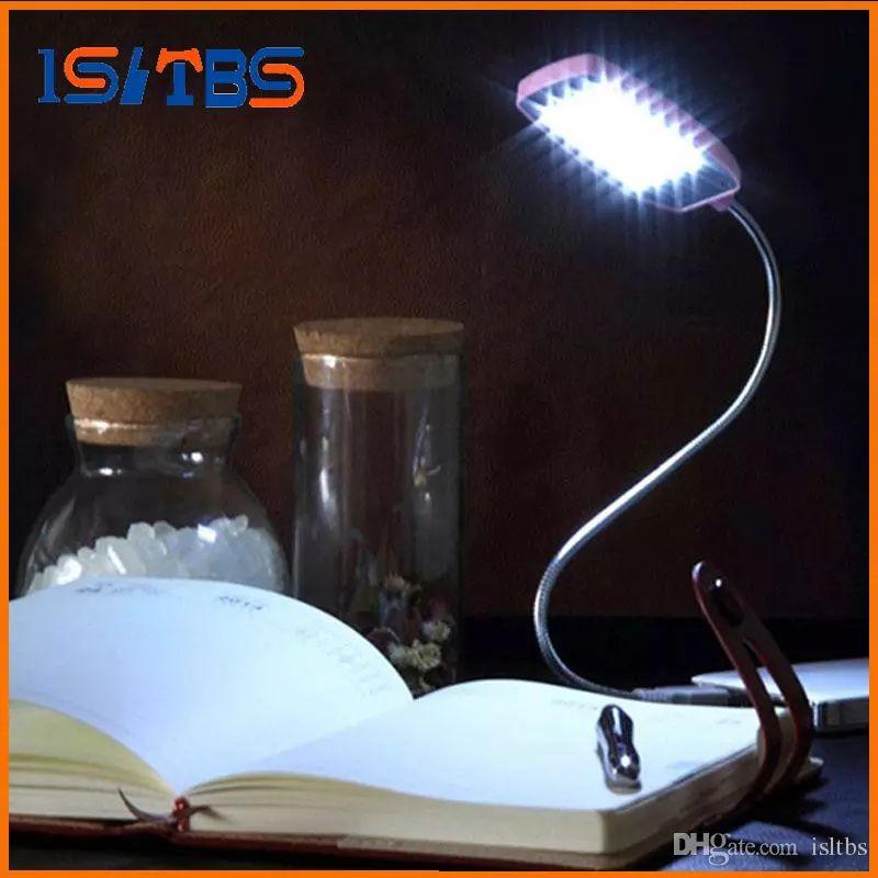 USB LED Night Light Ultra Bright Mini 28 LED USB настольные лампы лампа для чтения книга Свет для ноутбука настольный ПК ноутбук