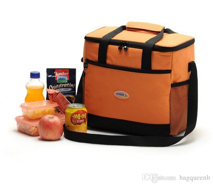033ba011a29e 2019 Large Lunch Bag Double Layer Cooler Tote Bag For Adult Women And Men,  Picnics, Road Trip, Meal Prep, Everyday Lunch To Work Or School From ...