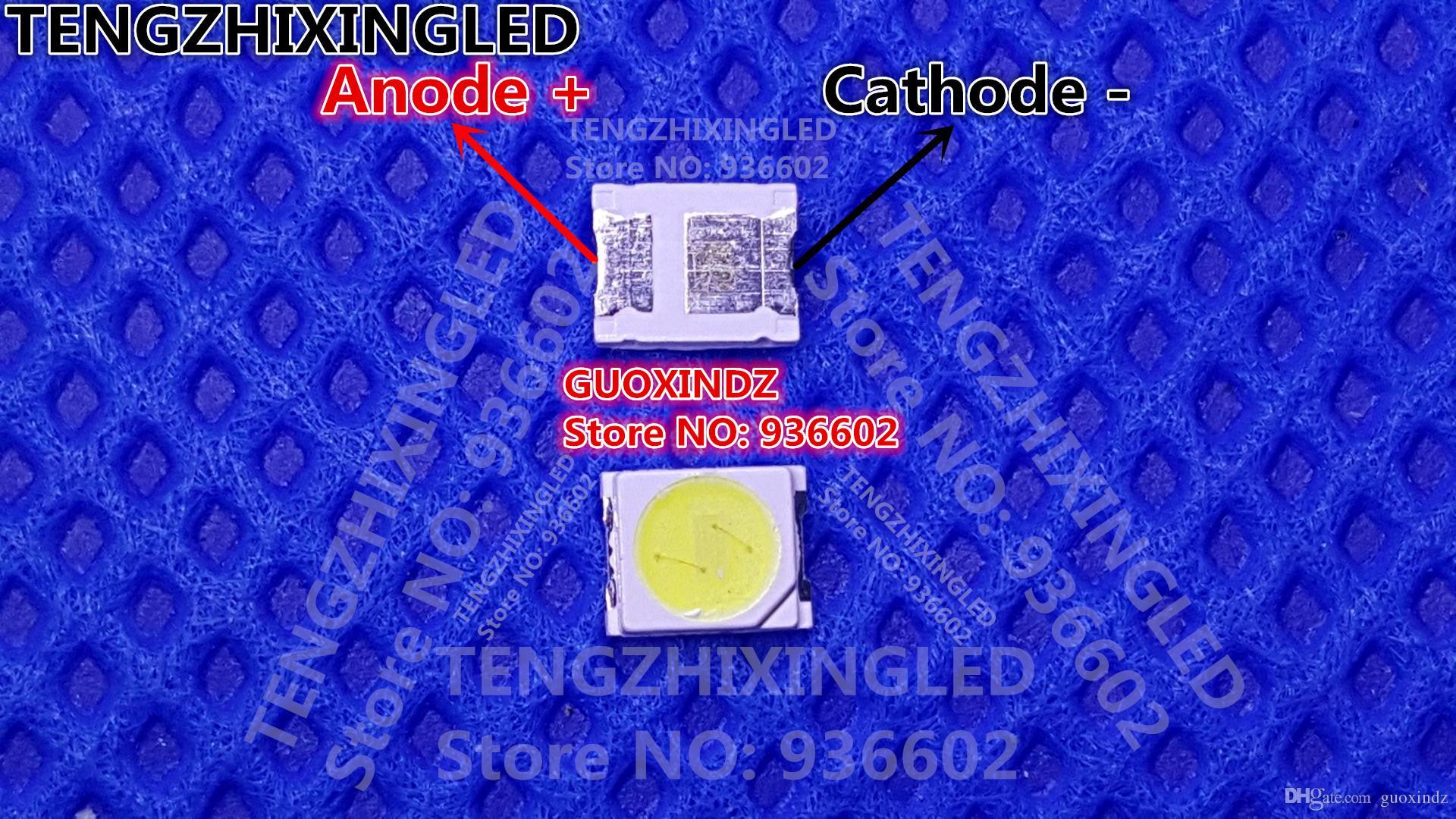 Уни LED высокой силы Backlight Сид 1Вт 3В 1210 3528 2835 холодный белый ЖК-подсветки для ТВ приложений МСЛ-628KSW