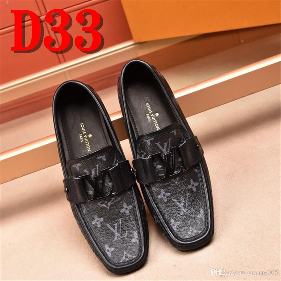 Homens marca Macio Casuais Sapatos Baixos Masculino Deslizamento Em Italiano Sapatos de Condução Dos Homens Respirável Não-Deslizamento Sapatos Mocassins