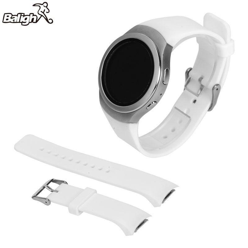 Nouveau Bande de Silicone Sport Pour Smart Samsung Galaxy S2 SM-R720 Bracelet de Montre Élégant Bracelet En Silicone
