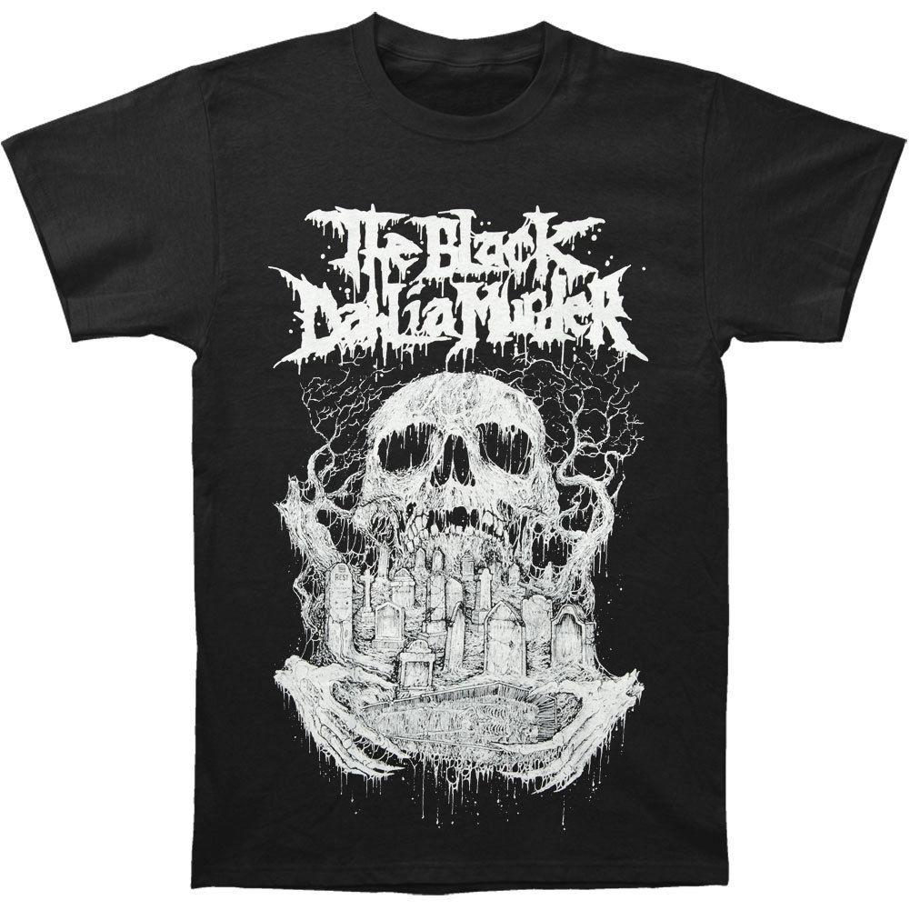 The Black Dahlia Murder T Shirt Youth Boy Shirt Round Neck Short Sleeve Tees