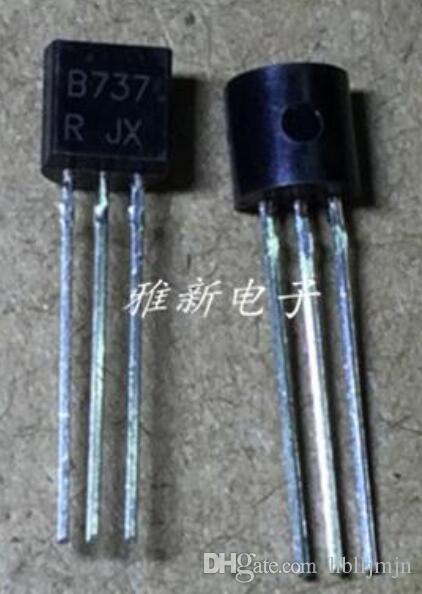 100 sztuk 2SB737 B737 do-92 Nowy tranzystor IC