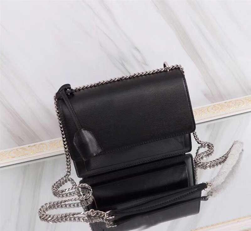 Tasarımcı çanta 442906 modeli zincir omuz çapraz vücut messenger Y moda çanta çanta Kürdan desen el çantası