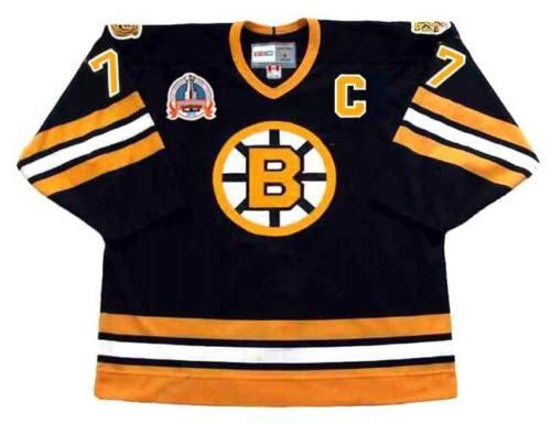 pretty nice 1fdff 78296 2019 2018 Wholesale Cheap RAYMOND BOURQUE Boston Bruins 1990 CCM Vintage  Away Hockey Jersey All Stitched Top Quality Any Name Any Number From  Probowl, ...