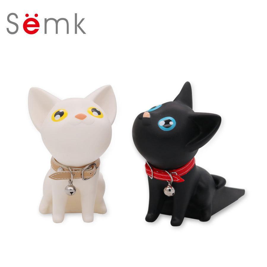 Porta di sicurezza per bambini Silicone Kat Cat di protezione Anti-pinch Door File Regali creativi Articoli per la casa Fermaporta
