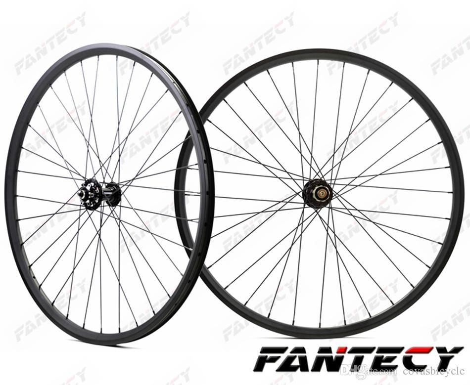 شحن مجاني 29er hookless عجلات الدراجة الجبلية الكربون دراجة 27 ملليمتر العرض 25 ملليمتر عمق الكربون mtb xc العجلات مع novatec 791/792 المحور