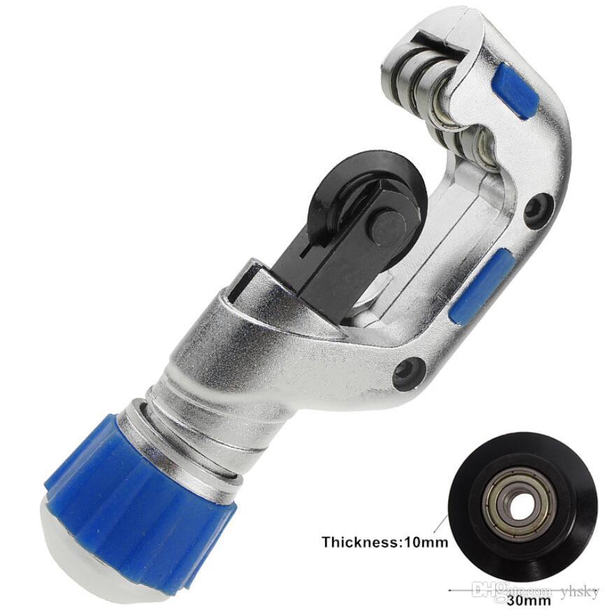 Rohrschneider 4-32mm 4-32mm 5-50mm rostfreier StahlKugellager Rohrschneider Rohrschneidwerkzeug f/ür Kupfer Aluminium Edelstahl