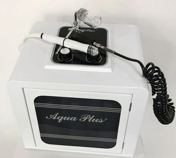 هيدرا اللوازم الطبية قشر الوجه آلة hydrafacial / رذاذ الأكسجين المائية المائية